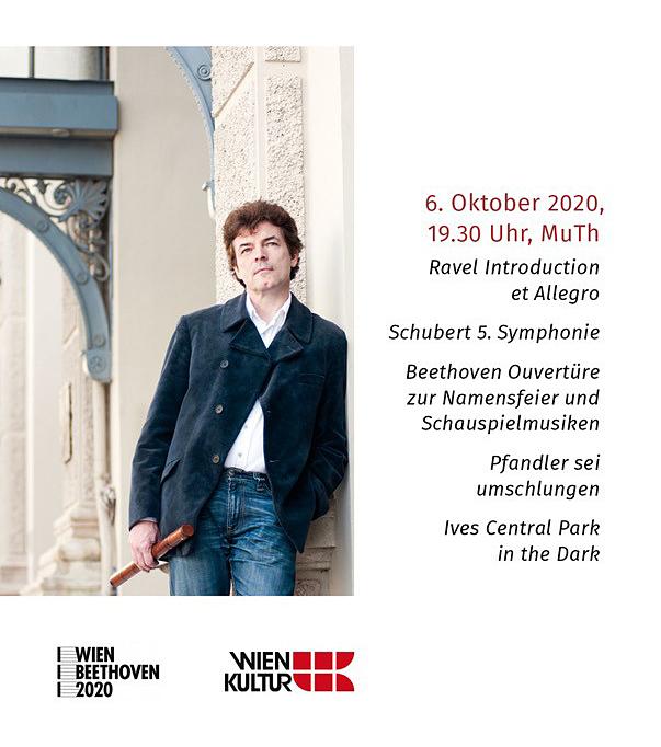 Einladung Konzert 6. Oktober 2020